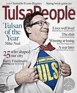 Featured in Tulsa People Jan 2011