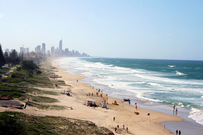 Tour Beaches In Brisbane Australia By Campervan