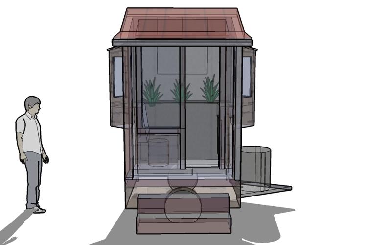 Campervan rental november 2010 for Frugal home designs