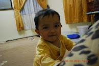 11 months old-8.2kg