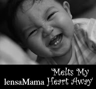 'lensaMama Melts My Heart Away'