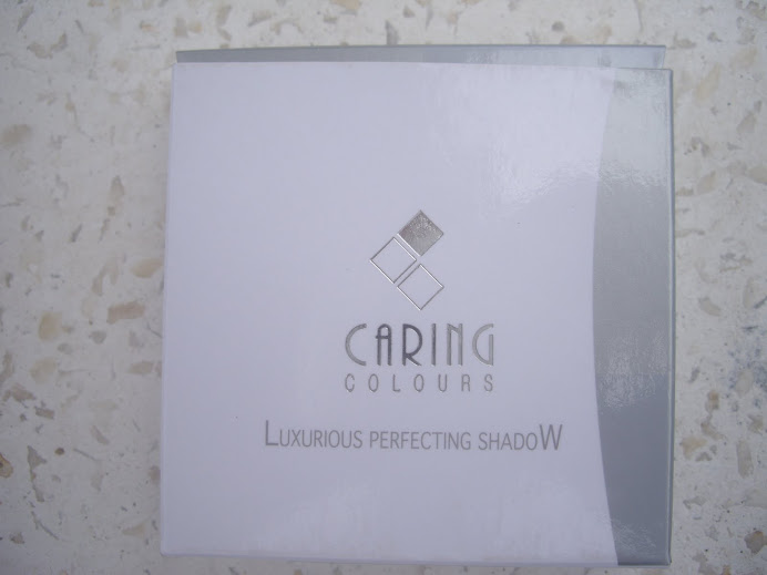 CARING COLORS EYE SHADOW TRIO COMPACT