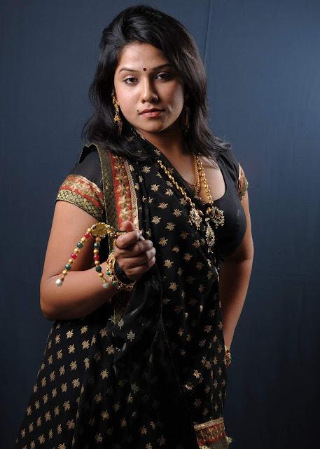Actress Jyothi hot masala saree blouse photos gallery