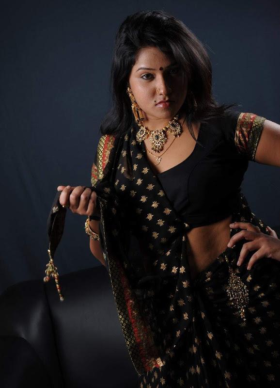 Actress Jyothi Hot Masala Saree Blouse Photos Gallery unseen pics