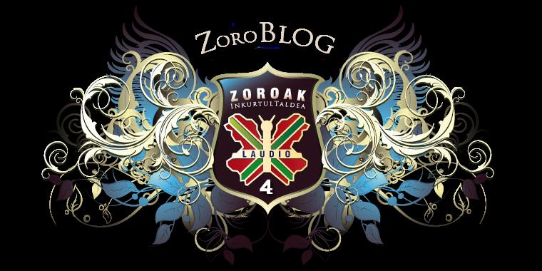 Zoroak Inkurtul Taldea 4