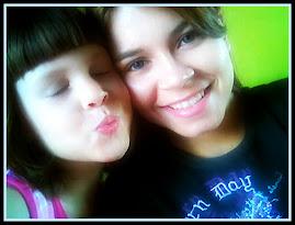 (♥ Eu e a fofa da Belinha...