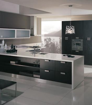 Espacios creados c mo ganar luz en la cocina - Television en la cocina ...