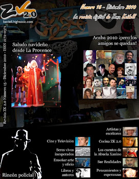 Revista ZK 2.0 Mes diciembre