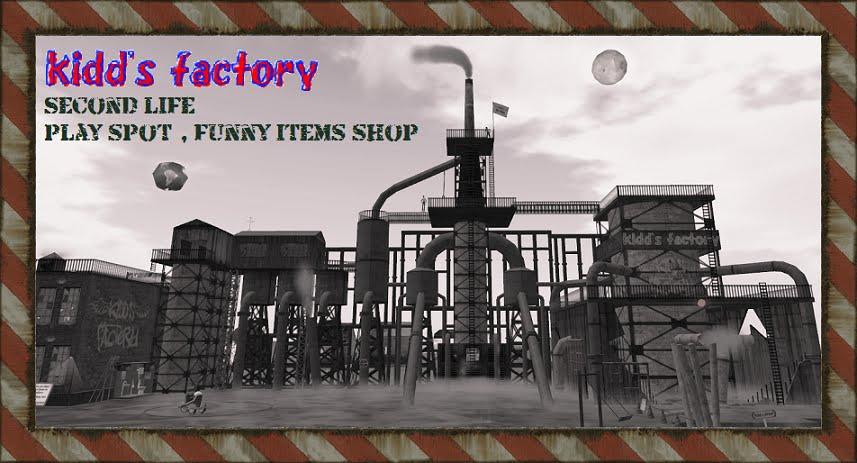 Kidd's factory
