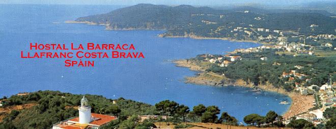 Llafranc - Hostal La Barraca