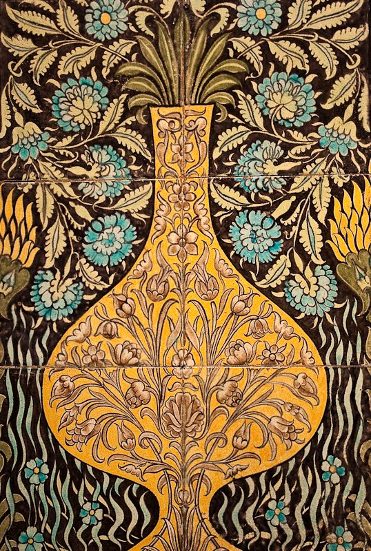 1000 images about pattern on pinterest brown wallpaper for Azulejos william de morgan