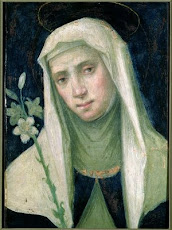 My Patron Saint - St. Catherine of Siena