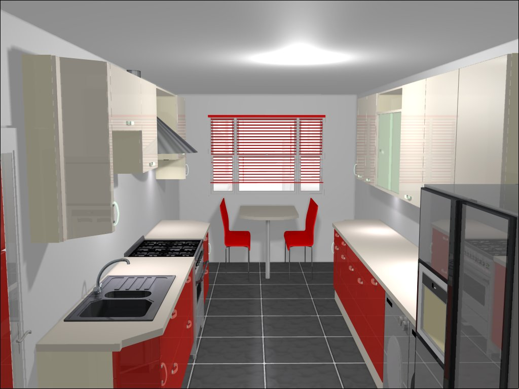 DinerStyle Kitchen Design