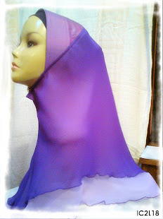 ITALLIAN CHIFFON 2 LAYER