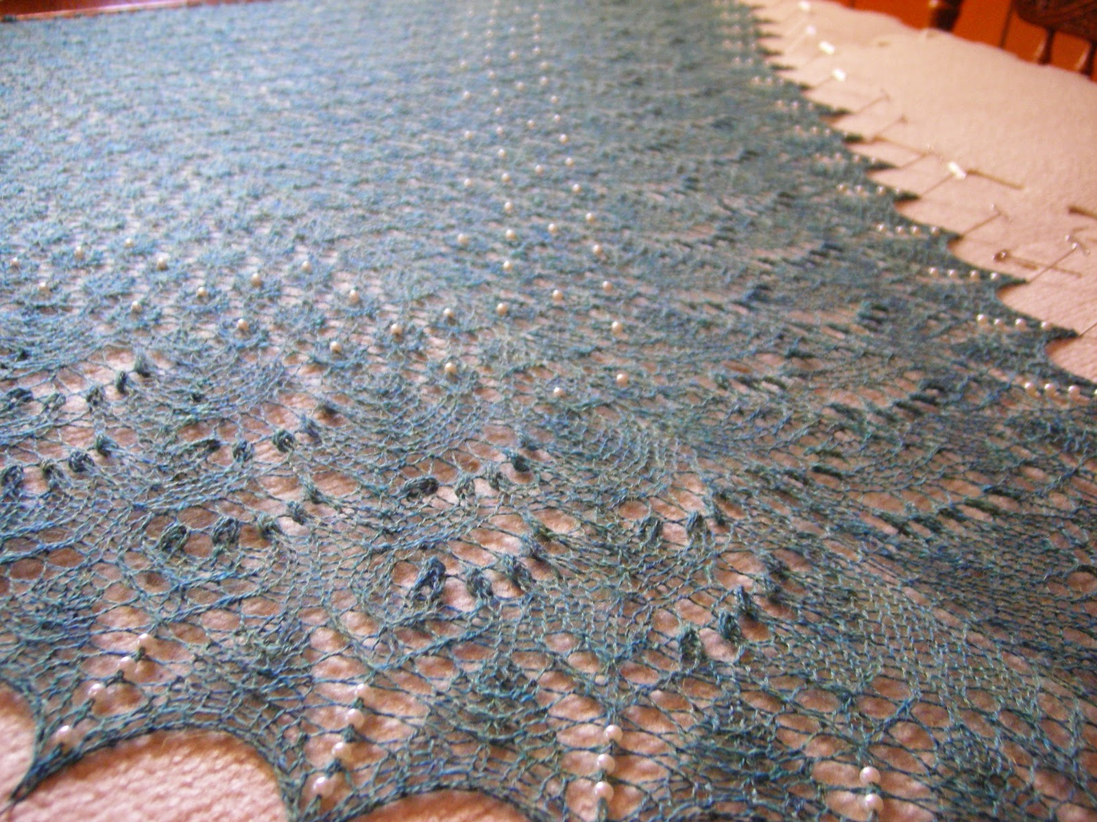 The Knitting Mill: Not So Hard to Swallow(tail)