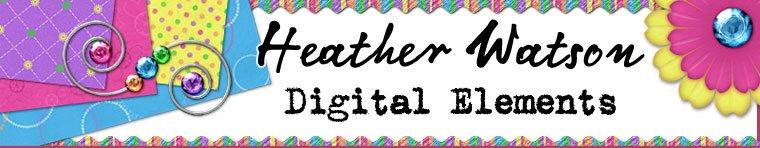 Heather Watson Digital Elements