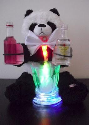 Robot Panda Bartender – SOBEaR