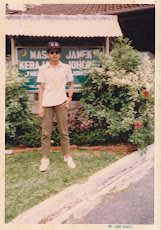 Trip to Teluk Blangah, Singapore -1990