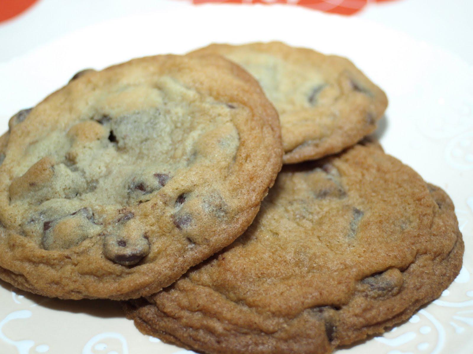 Dorie's best chocolate chip cookies