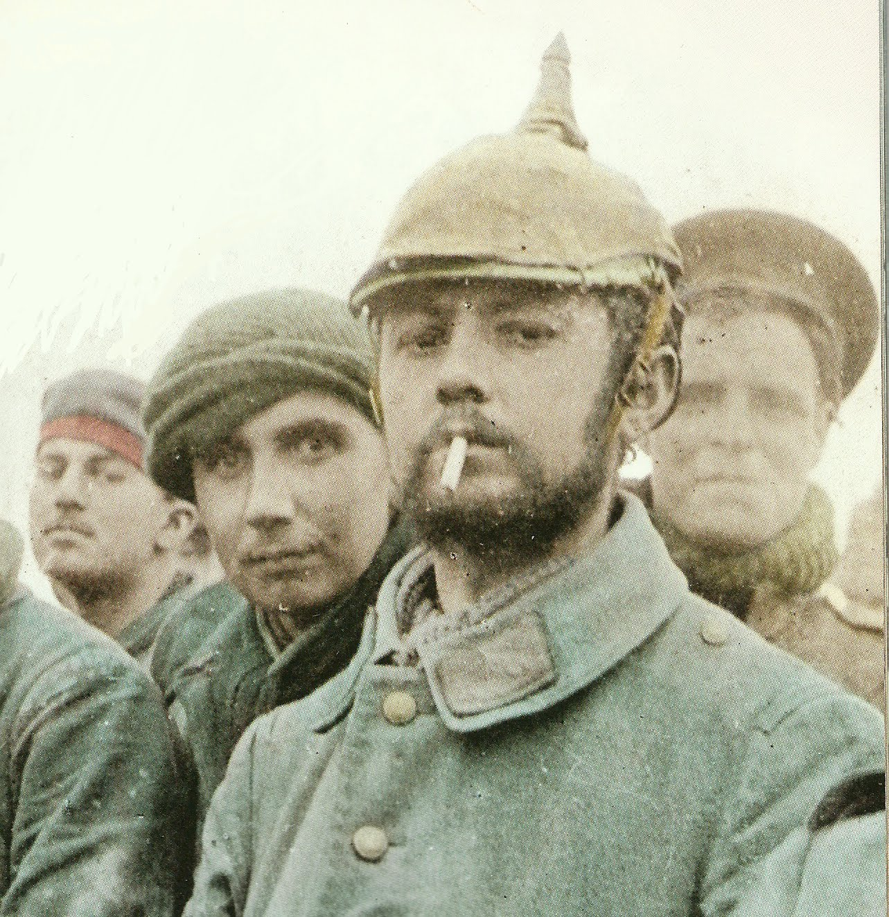 the christmas truce 1914 Yes, an unofficial 'christmas truce' did happen in the middle of the first world war in december 1914 the first war of its kind was also marked by the last truce of its kind declaration of.
