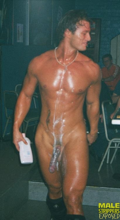 Muscle Black Male Strippers