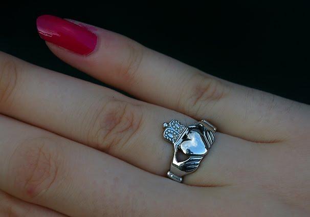 SilentOwl The Claddagh Ring The Irish Wedding Ring