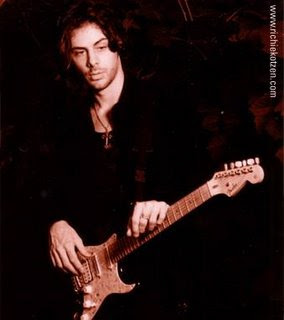 Richie kotzen young guitar 2009