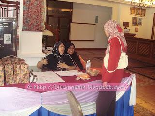 Registering for Family Day 2008