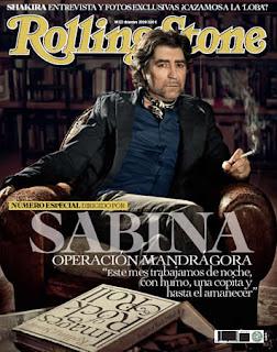Rolling Stone - Joaquín Sabina