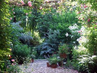 Jardin Alsace