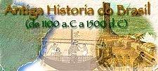 Antiga História do Brasil