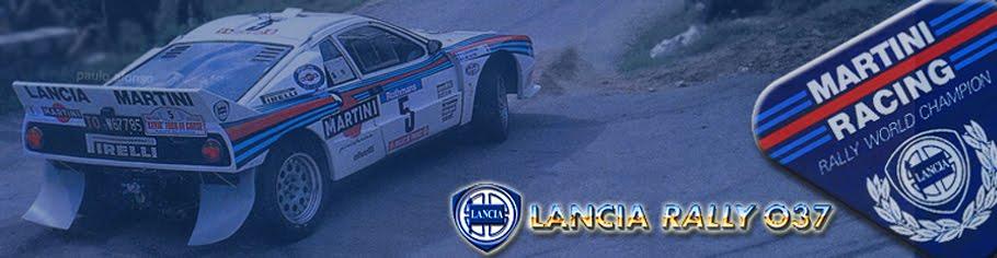 LANCIA RALLY 037
