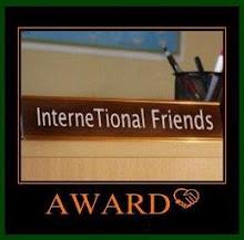 InterneTional Friends Award