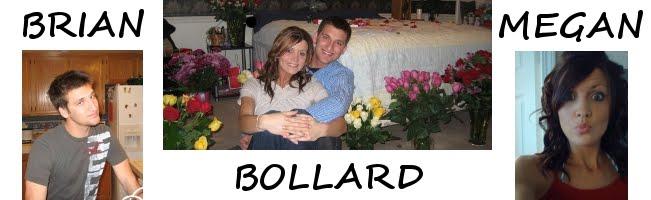 Brian and Megan Bollard