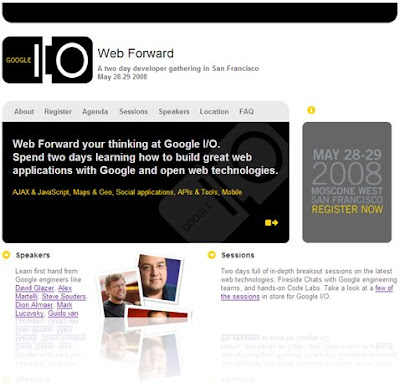 Google I/O - Web Forward