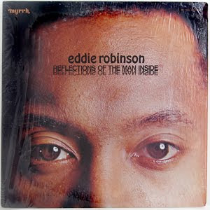 Eddie Robinson - Reflections Of The Man Inside / 1974