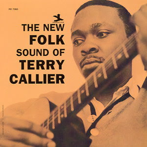 Terry Callier - The New Folk Sound Of Terry Callier  1995