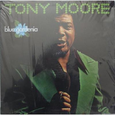 tony moore - 1978 -  blue gardenia