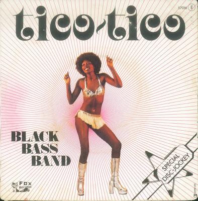 Black Bass Band - Tico - Tico / 1975