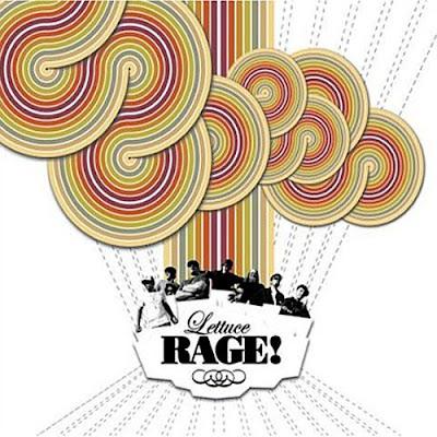 Lettuce - Rage! (2008)