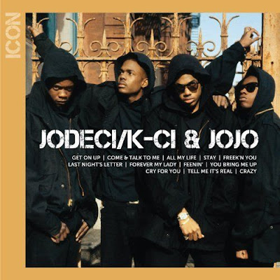 Jodeci/K-CI And JoJo - Icon (2010)