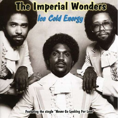 THE IMPERIAL WONDERS - ICE COLD ENERGY (reissue 2005)