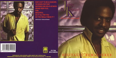 Jerry Knight - Love's On Our Side / 1982  CD
