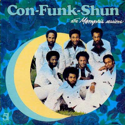 Con Funk Shun - The Memphis Sessions - (1973)