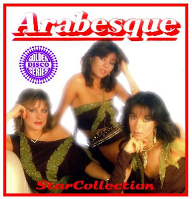 Arabesque - StarCollection (Box Set 4CD) 2010