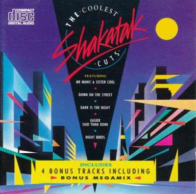 Shakatak - The Coolest Cuts (1988) + BONUS