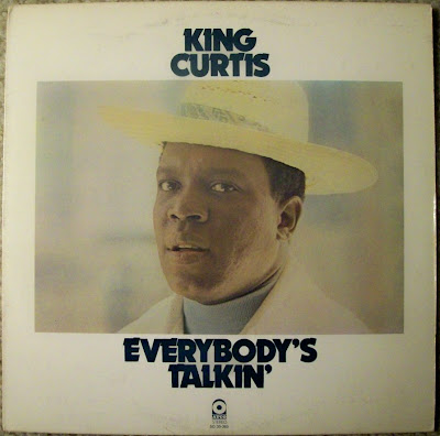 King Curtis - Everybody's Talkin' (1972)