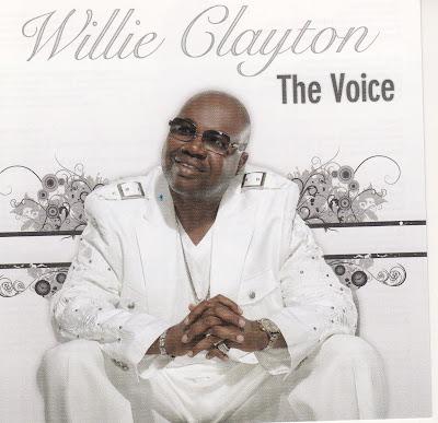 Willie Clayton - The Voice / 2010