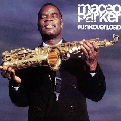 Maceo Parker - Funkoverload / 1998