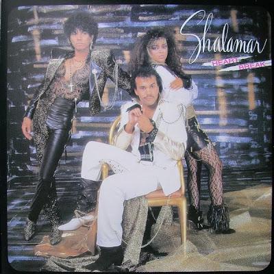Shalamar - Heart Break + bonus  / CD
